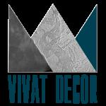 VivatDecor сеть салонов по декоративным штукатуркам.